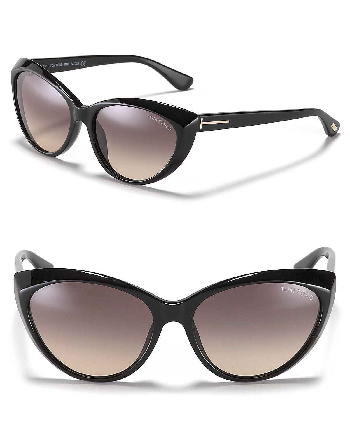 New obsession  Tom Ford Martina Cat Eye Sunglasses   Vintage ... 078e2cd7fd