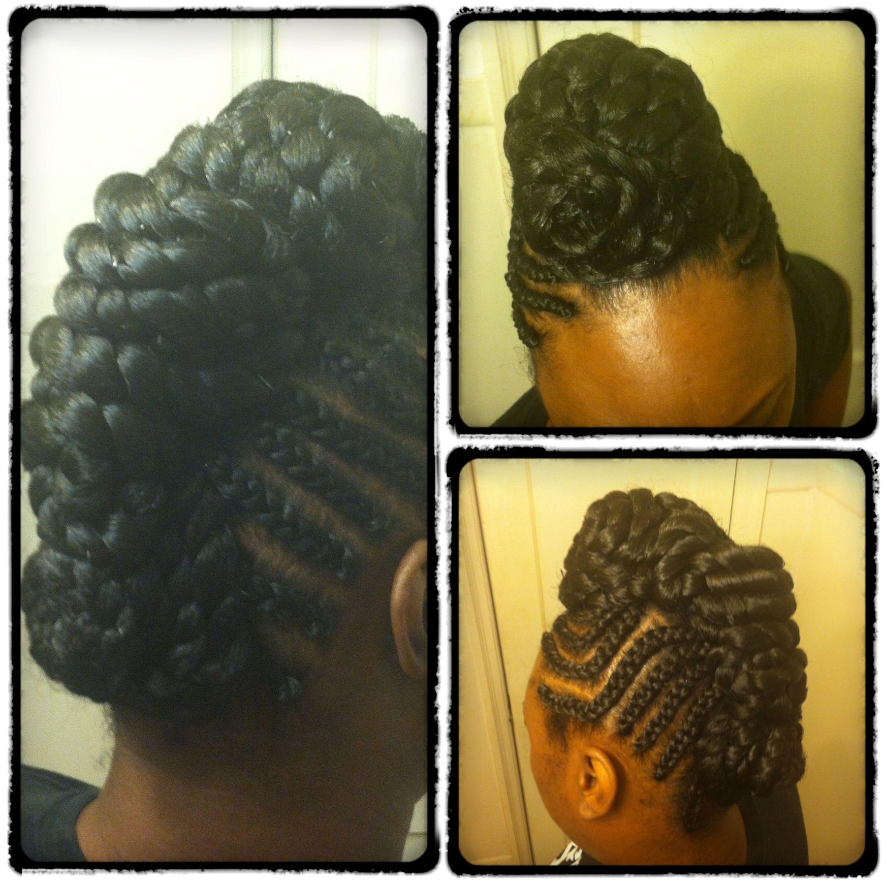 Mohawk goddess braids hair pinterest goddess braids mohawks