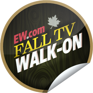 EW.com Fall TV Walk-on Sticker - Congratulations! You've checked in to a show featured on Entertainment Weekly's Fall TV Must-See list. Like the background actors of yesteryear, including Brad Pitt, Matt Damon, Ben Affleck, and Andy Millman, you are no doubt on to great things. Kudos for having the good taste to recognize this season's hottest shows. Keep making your way through the list, and you'll be rewarded with even more stickers. Share this one proudly–and share your 40% off discount…