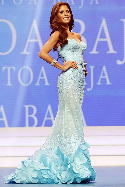 3ec72fc90e Miss Universo 2014 VESTIDOS GALA CANDIDATAS - Buscar con Google ...