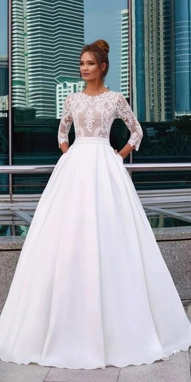 Dream Wedding Dresses Bridal Stores Near Me Vintage Wedding Bridal Tra In 2020 Wedding Dress Long Sleeve Ball Gowns Wedding Long Wedding Dresses