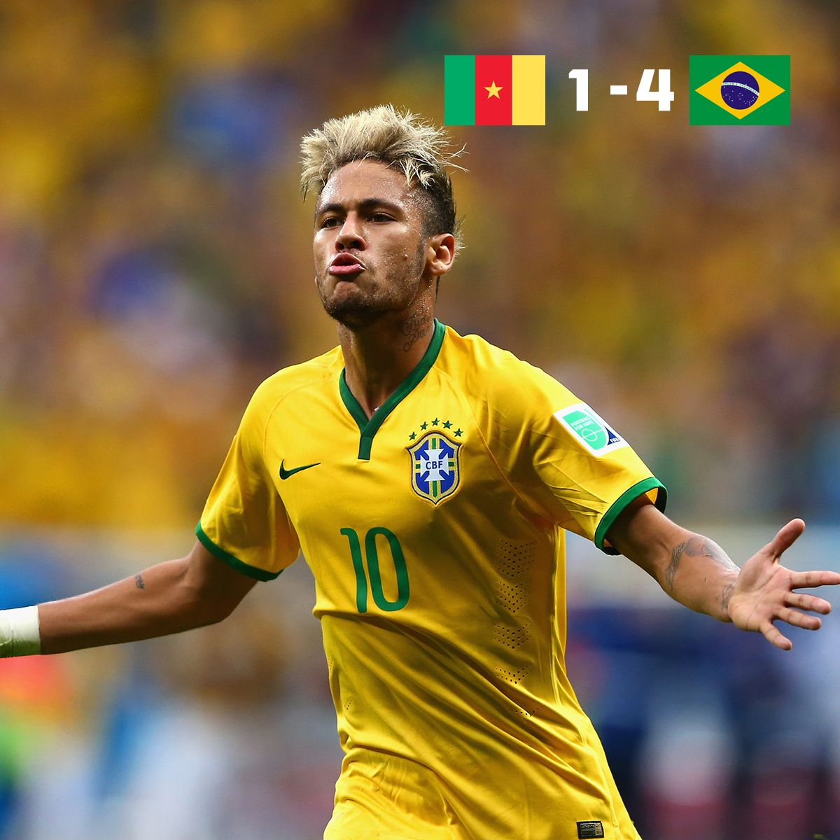 FOX Soccer Blog Neymar, World cup, World cup 2014