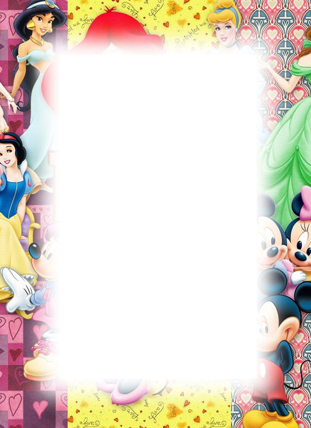 Motivo Personajes Disney | Disney | Pinterest | Personajes disney ...