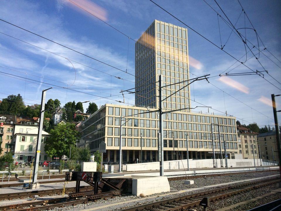 Fhs St Gallen St Gallen Willis Tower Thurgau