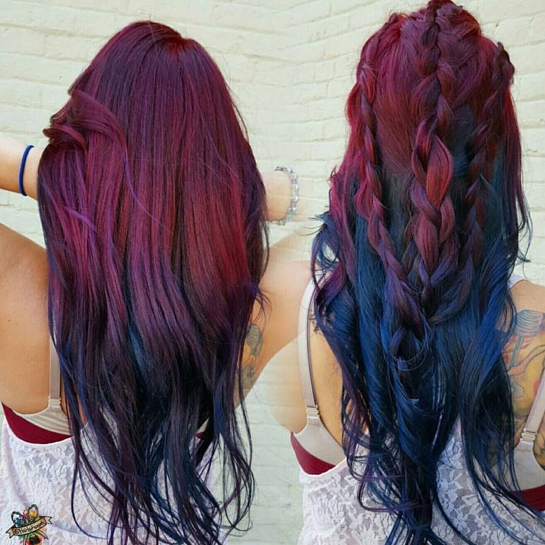 Pin by skullbubbles on hair color in pinterest hair