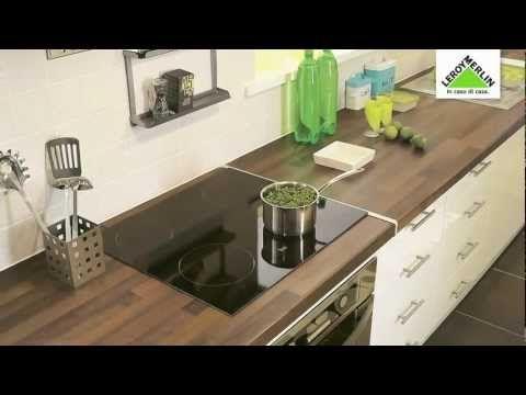 Cucina Con Top In Legno: Top cucina in cemento pro e contro fai da ...
