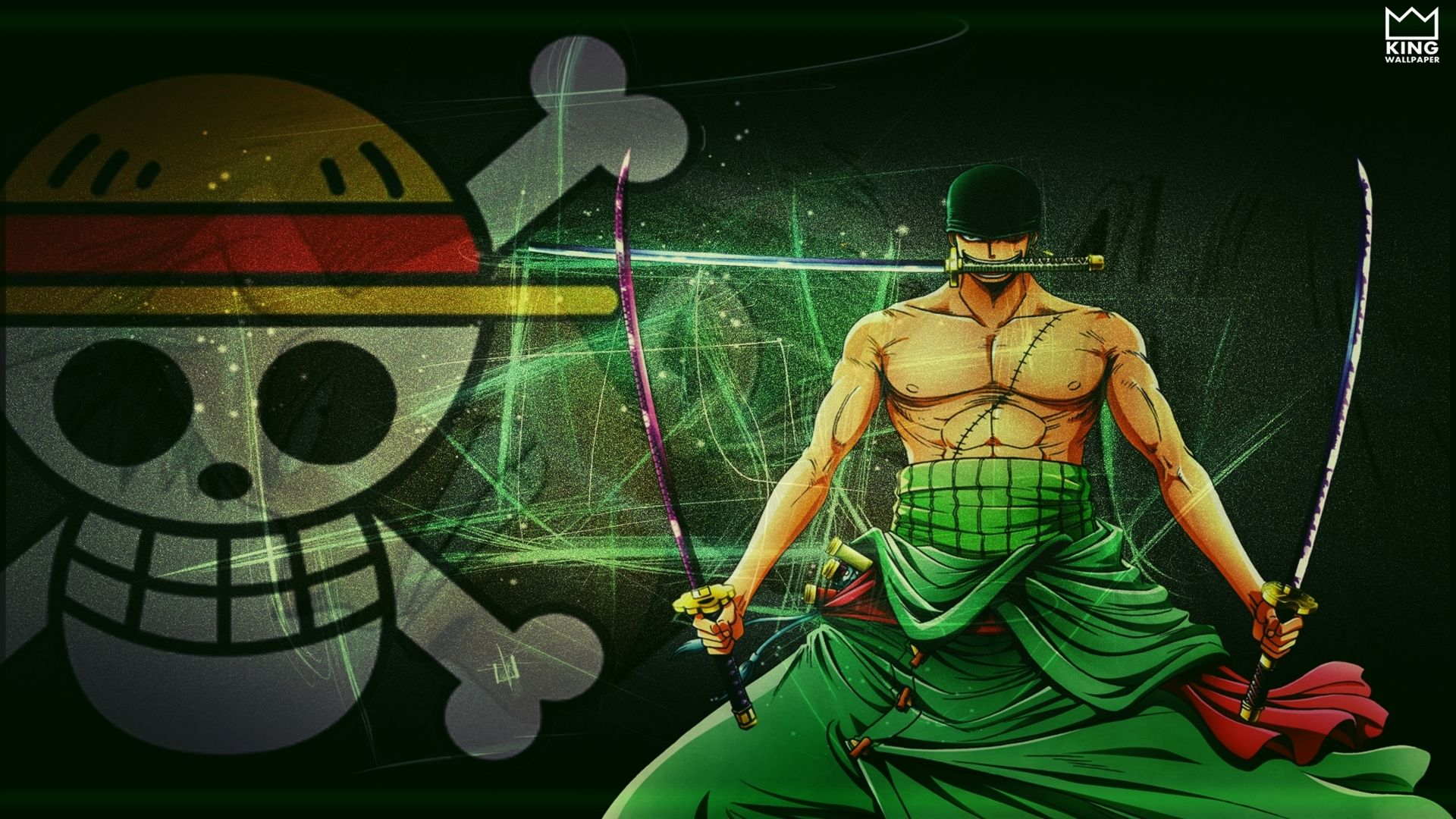 Zorro Wallpaper One Piece By Kingwallpaper Zoro One Piece One Piece Wallpaper Iphone Roronoa Zoro