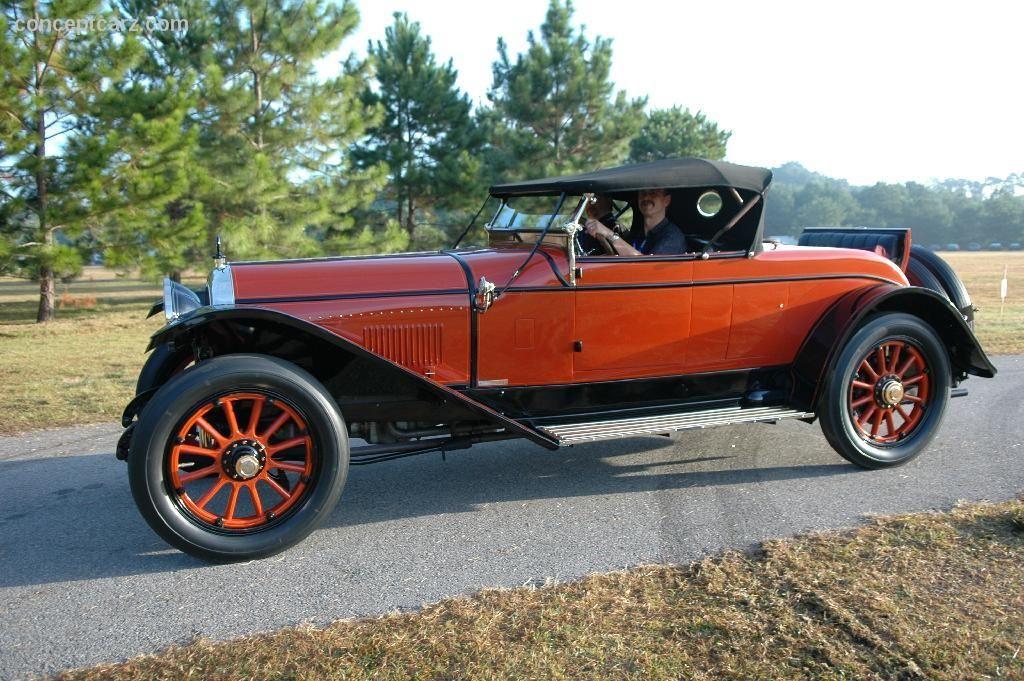 Crane-Simplex Model 5 Convertible Coupe | Obscure Vintage ...