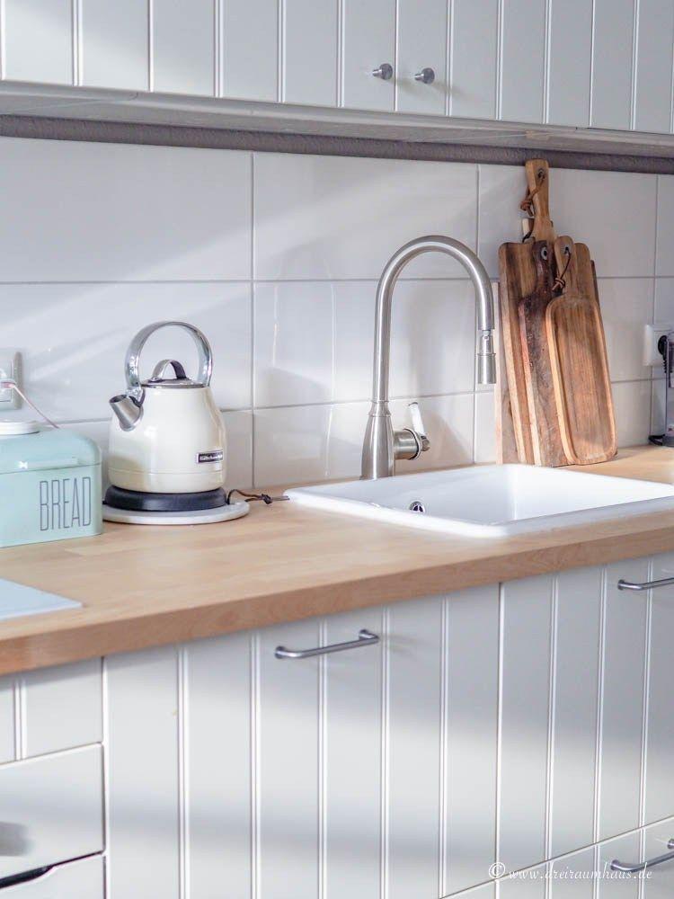 Die Küchenplanung meiner IKEA Hittarp Küche - Gemütlichkeit & DIY