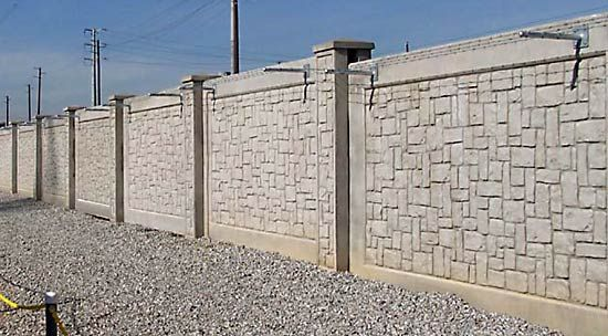 Security Fences And Security Walls Aftec