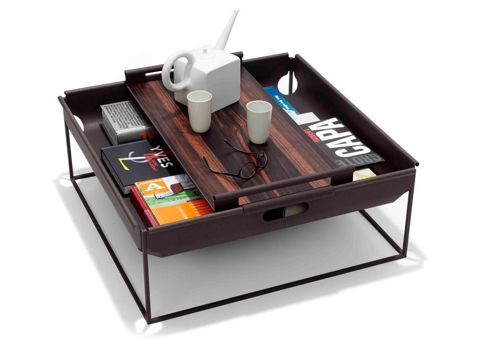 Magazine BIN- Coffee & Side tables- Iconic Dutch