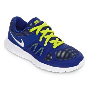 Nike® Flex Run 2014 Boys Athletic Shoes - Little Kids found at @JCPenney