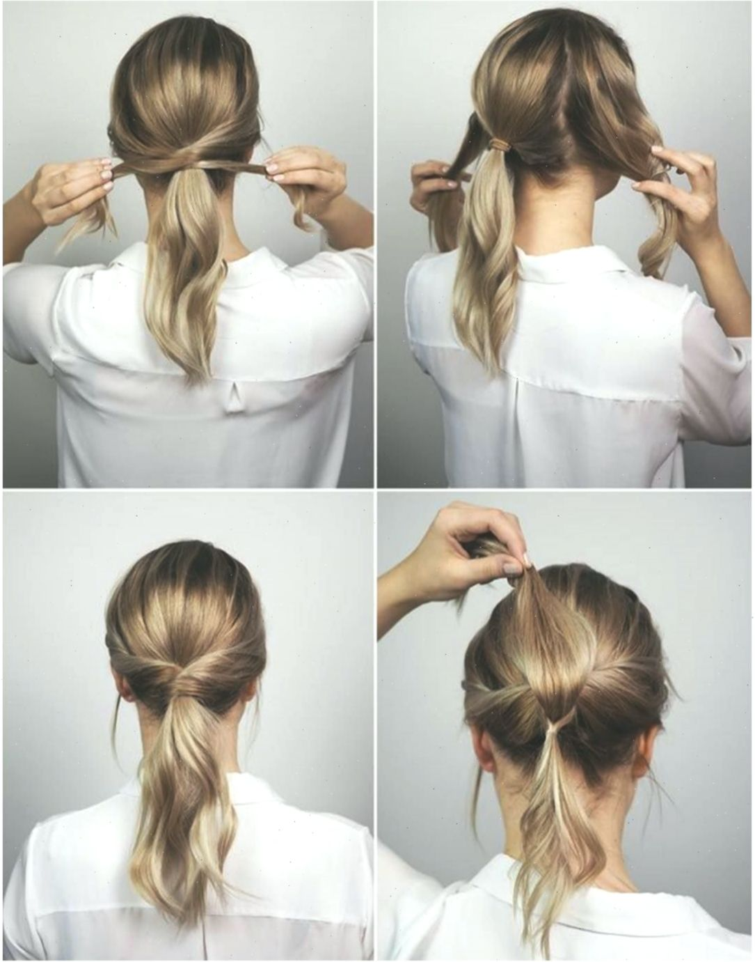 10 Easy Hairstyles For Long Hair To Do At Home Step By Step Hey Cinderella Einfachefrisuren Easyhairstylesfor Office Hairstyles Hair Styles Easy Hairstyles