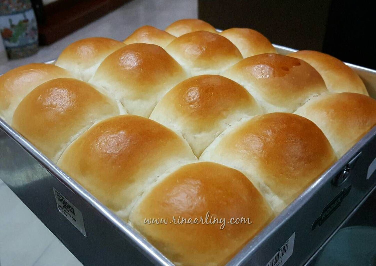 Resep Roti Sobek Oleh Rina Arliny Resep Resep Roti Rotis Resep