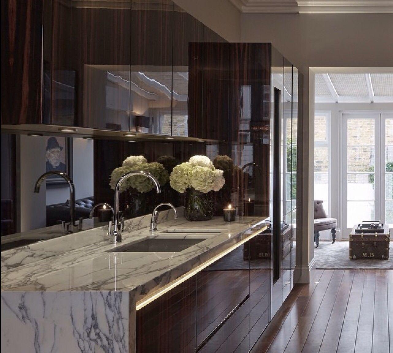 Kitchen sophie paterson interiors kitchen - Casas de ensueno interiores ...