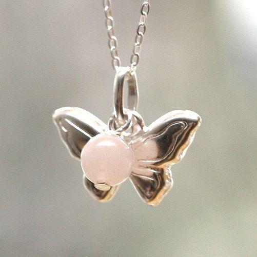 Fertility Necklace Butterfly Necklace Inner By