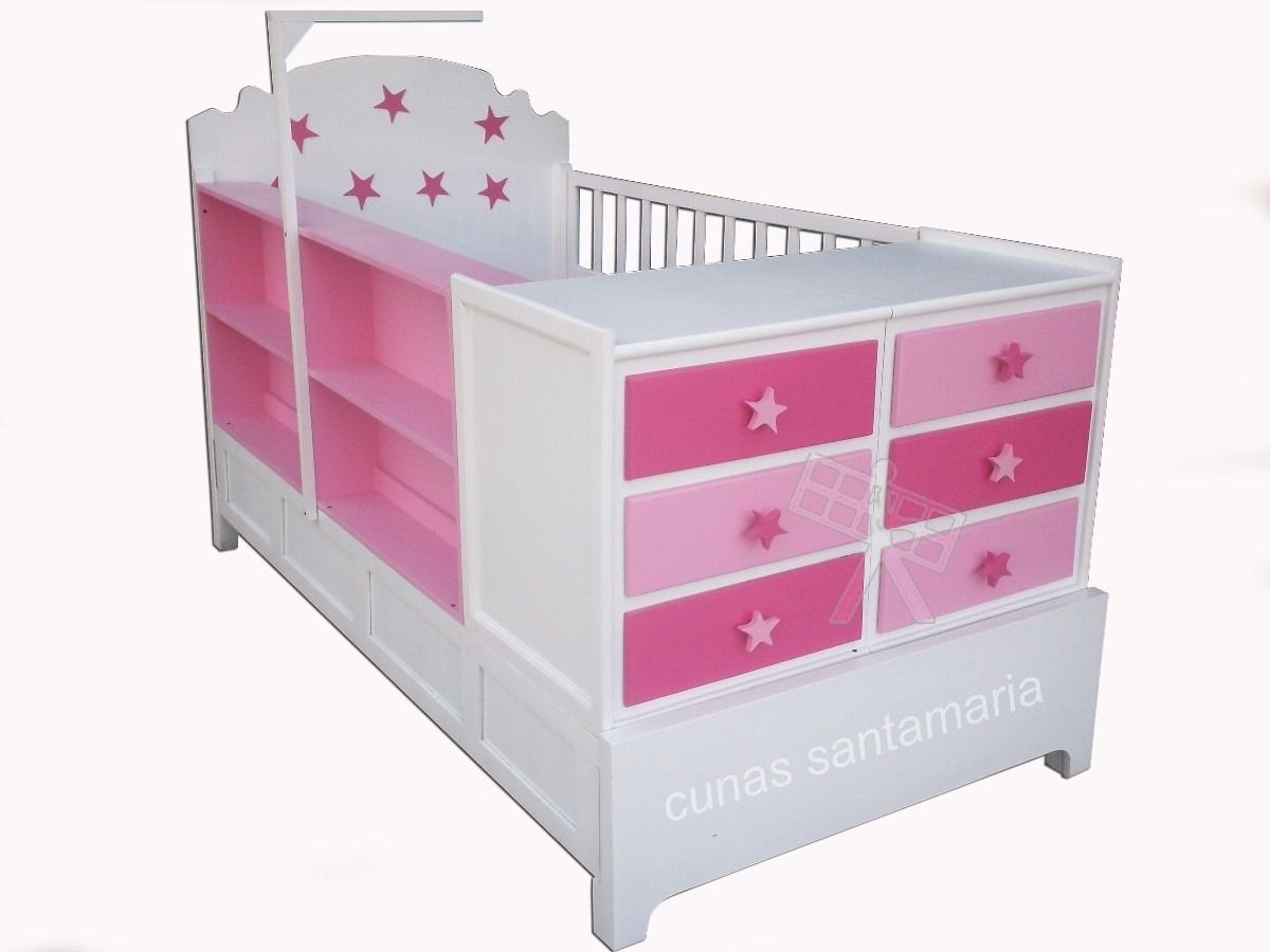 Resultado de imagen de cunas para bebes | Habitación del bebé ...