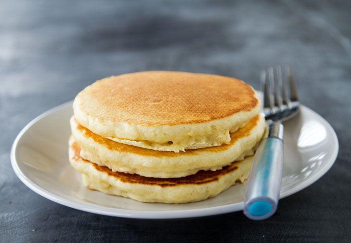 Japanese Hotcake (ホットケーキ)