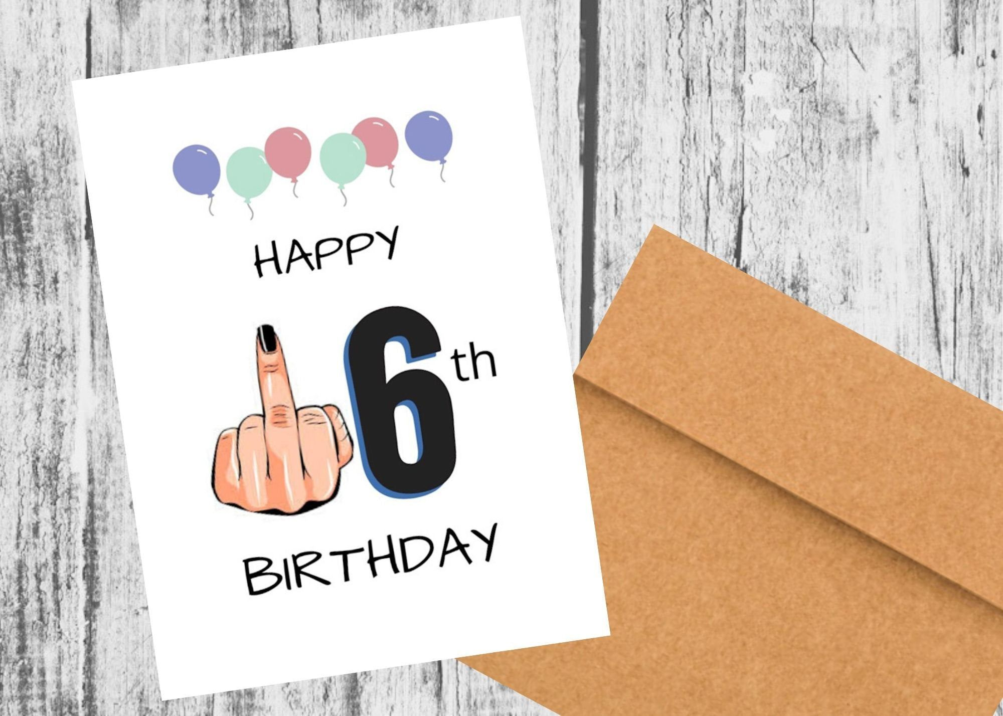 Sweet 16 Birthday Milestone 16th Birthday Card Funny Birthday Card For Her Him Funny Birthday Cards Anniversary Cards For Wife Anniversary Cards For Husband