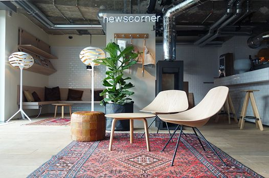 studio aisslinger 25h hotel bikini berlin interior. Black Bedroom Furniture Sets. Home Design Ideas