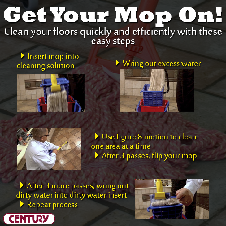 How to mop