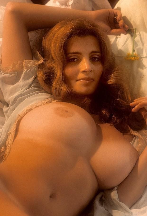 woman Retro hairy
