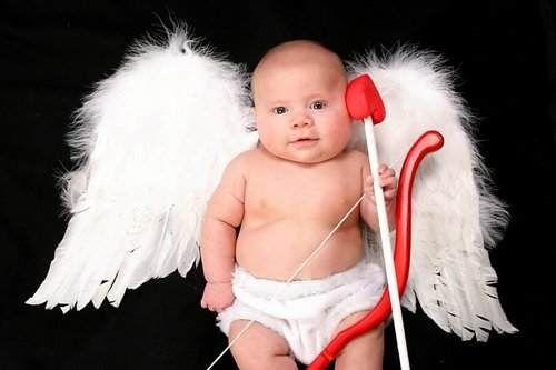 20 ideas para fotos de tu bebé en San Valentín | Blog de BabyCenter