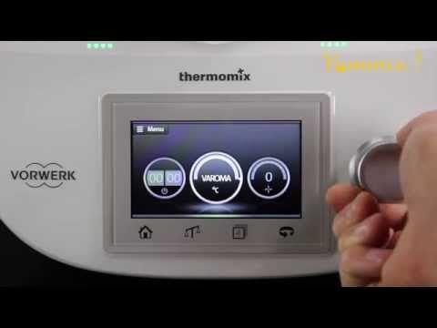Découvrez le n ouveau Thermomix TM5 !