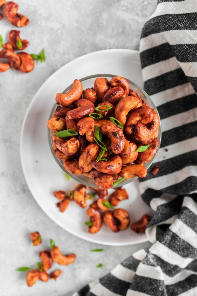Thai Peanut Cashews Recipe Appetizers easy, Homemade