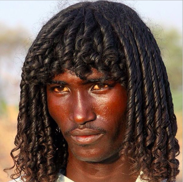 These Are What REAL Egyptians Used To Look Like.The Afar