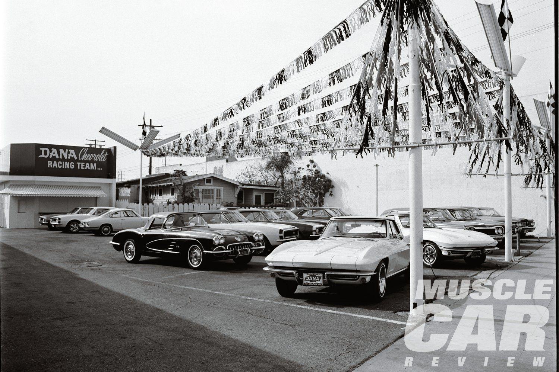 Dana Chevrolet In South Gate Ca Home Of The Dana 427 Camaro