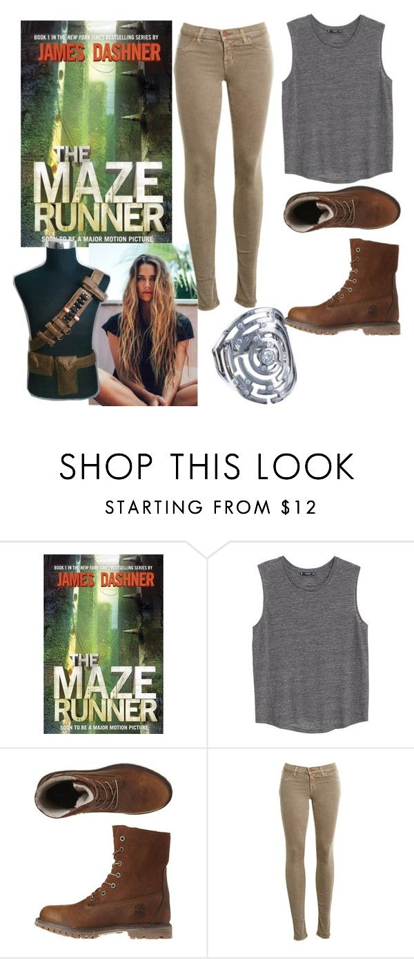 The maze runner inspired outfit