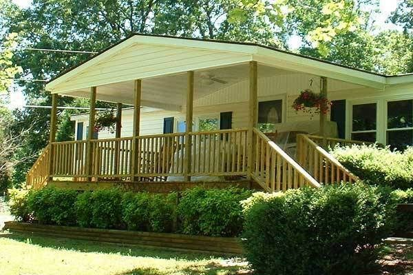 45 Great Manufactured Home Porch Designs Porch Designs