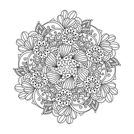 Todo elemento de libro para colorear. — Vector de stock … | Pinteres…