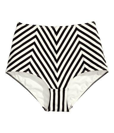 Hm Bragas De Bikini Talle Alto 12 95 Bikinis Bragas H M