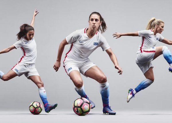 Nike lança camisa feminina dos Estados Unidos e linha de chuteiras femininas para Olimpíadas - Guia do Boleiro