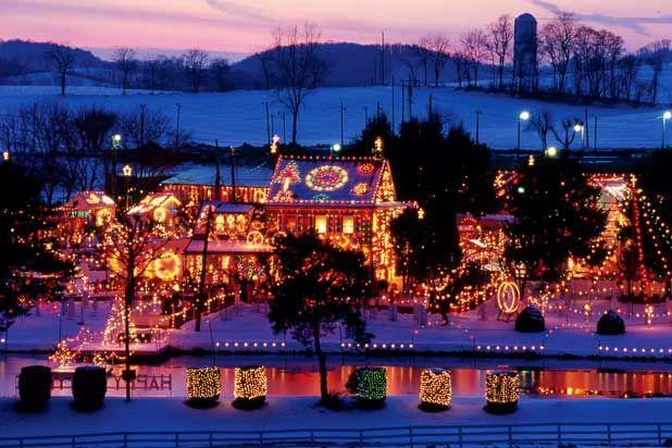 koziars christmas village bernville pa one of my favorite places - Bernville Christmas Village