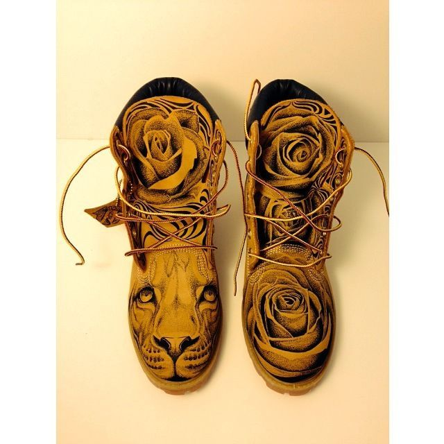 Custom Timberland Boots Cute Shoes a332f116f