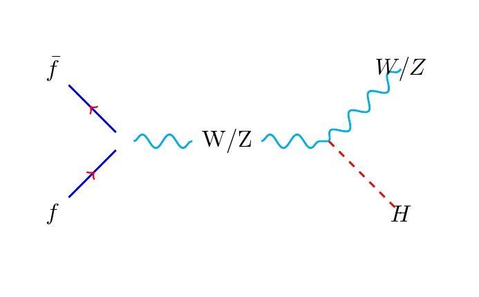 Higgs Boson Production Feynman Diagram Feynman Diagram Diagram Higgs Boson