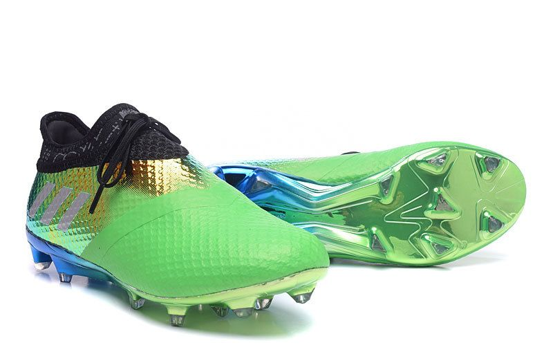 15c38c4ec0d4 Limited Edition Adidas Messi 16+ Kryptonite Pureagility 10 10 Boots ...