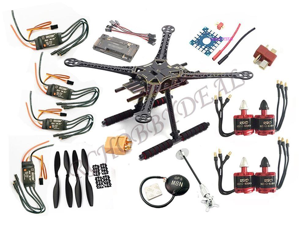 b220ac41ef668d7c0e52fe13d728911c details zu diy s500 quadcopter apm2 8 neo m8n gps b2212 920kv  at creativeand.co