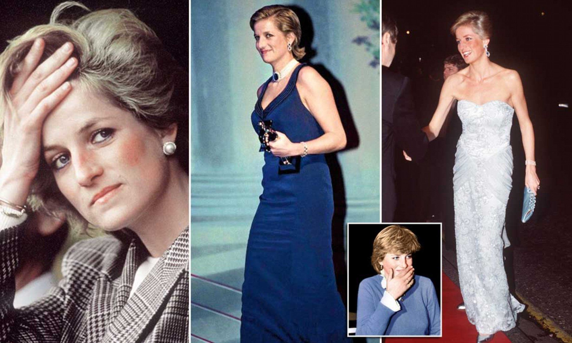 Diana fretted over measuring up to worldly Camilla Diana