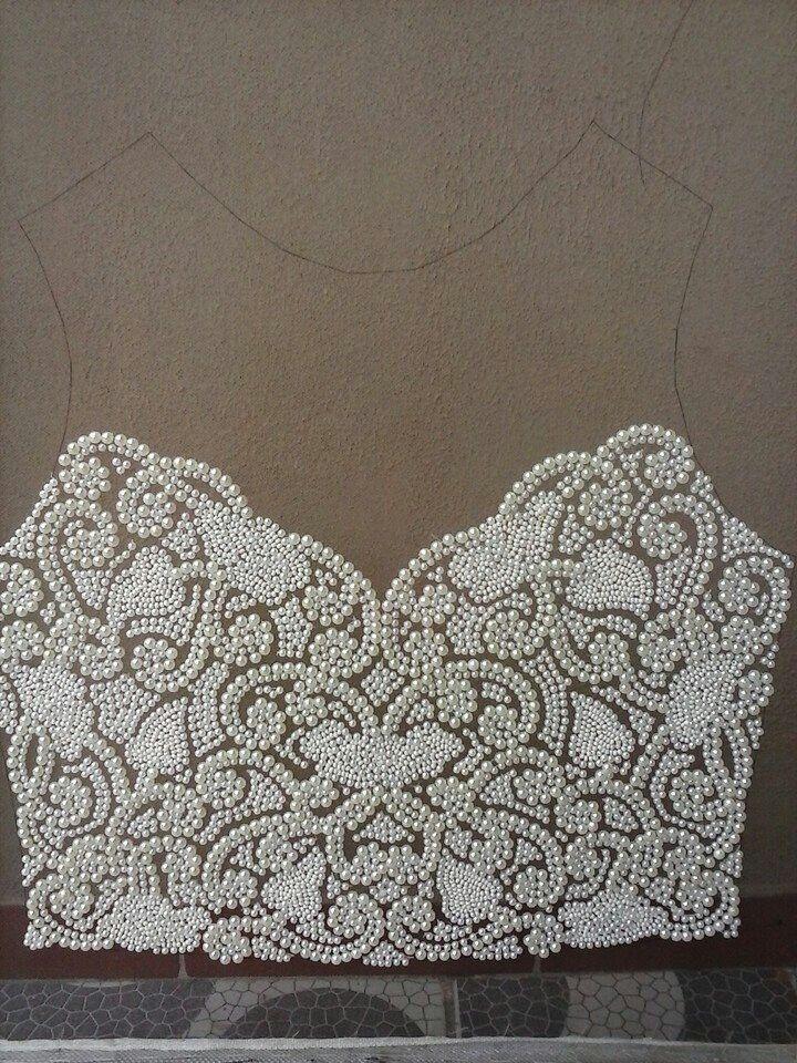 Bordado Detalhes Wonder Embroidery Pinterest Embroidery