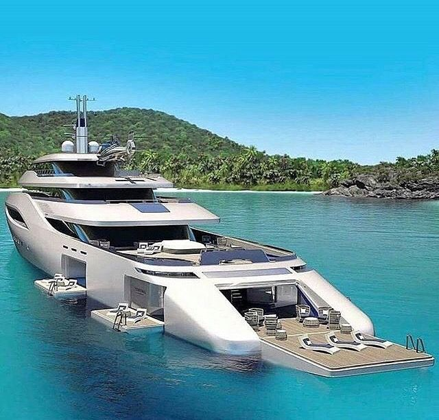 Luxury Boats, Luxury Yachts, Yacht Boat, Super Yachts, Motor Boats, Cruise  Ships, Bateau Yacht, Cascarones, Motor Yachts