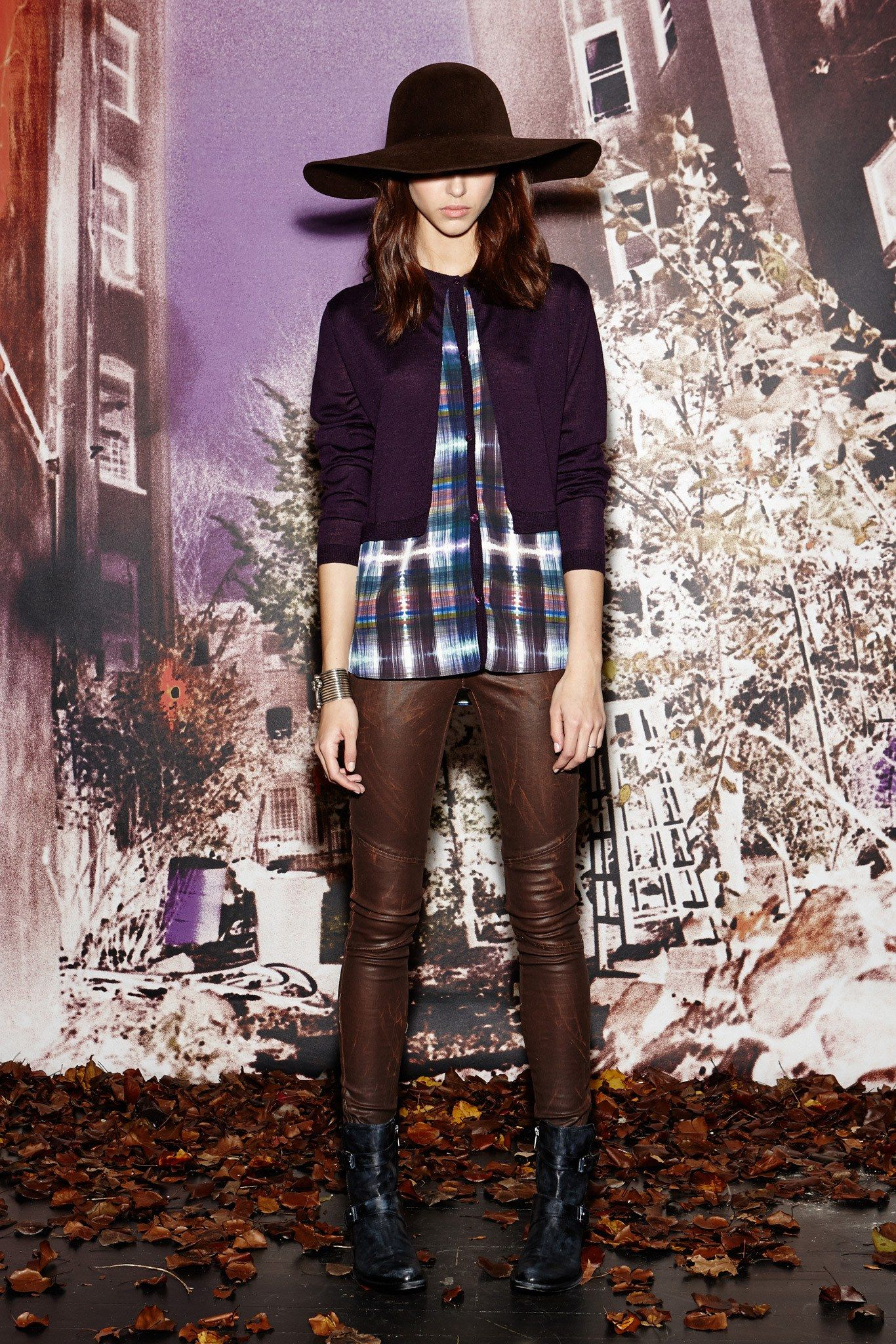 Nicole Miller Pre-Fall 2014 Collection Photos - Vogue