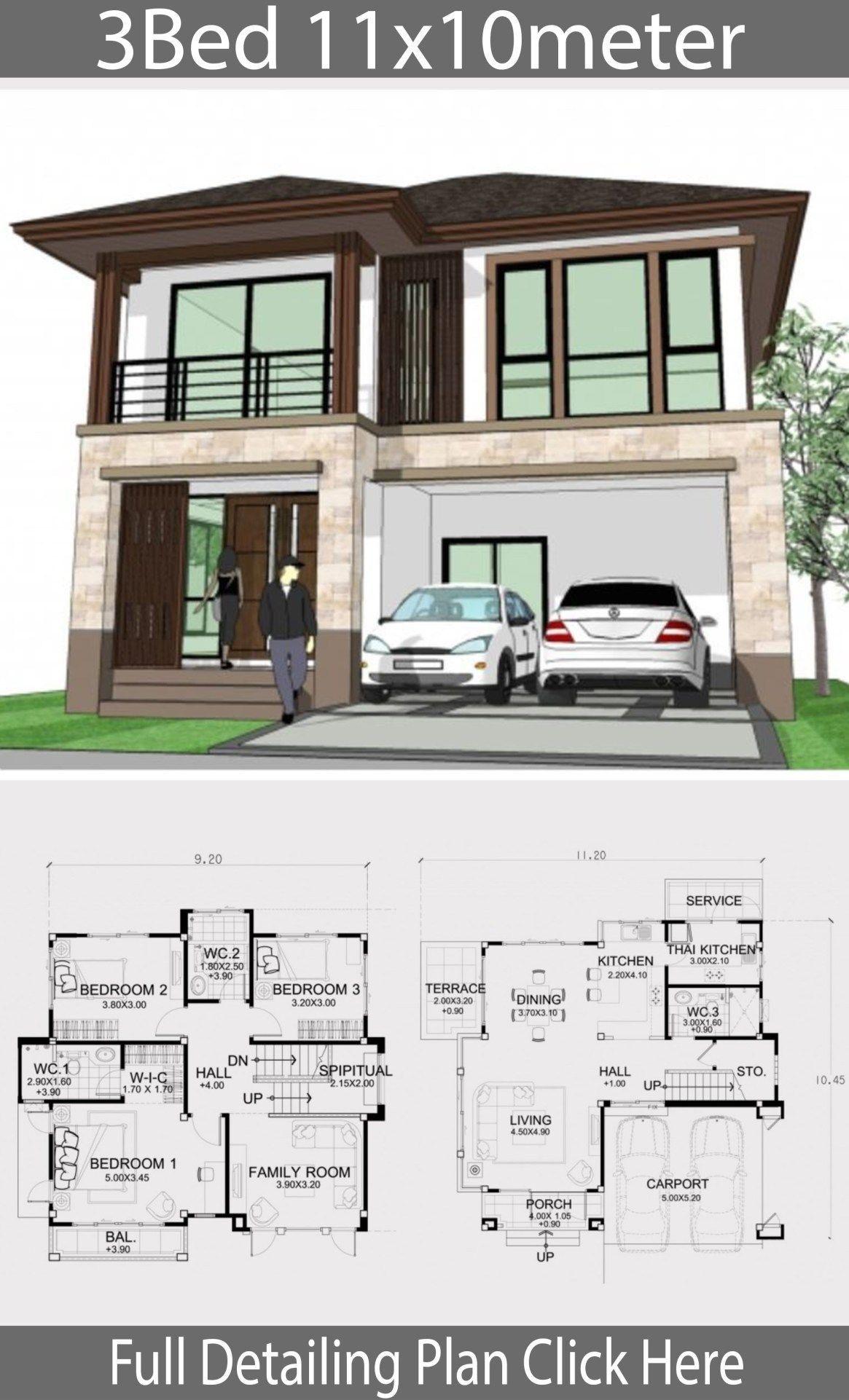 Simple But Elegant House Plans Simple But Elegant House Plans 2021 Lovely Simple Tiny Ho Contemporary House Plans Small House Design Plans House Floor Design
