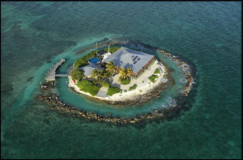 Celine Dion S Private Island Places To Fall In Love With