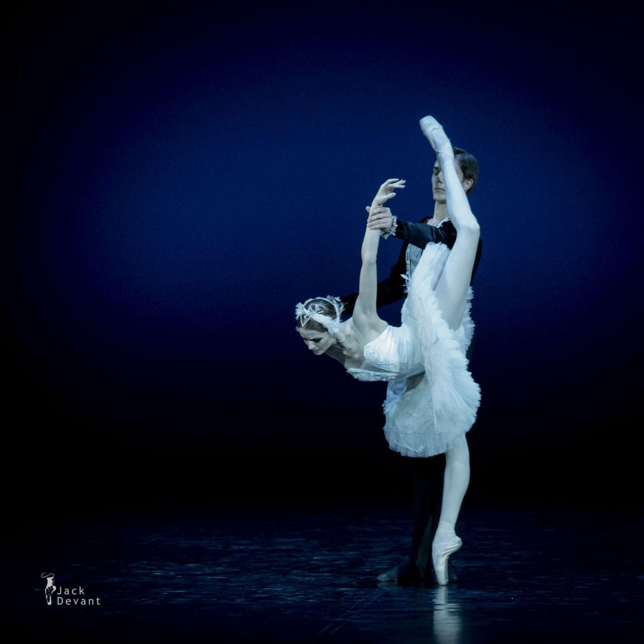 Alina Somova and Vladimir Shklyarov (?) Mariinksy Ballet