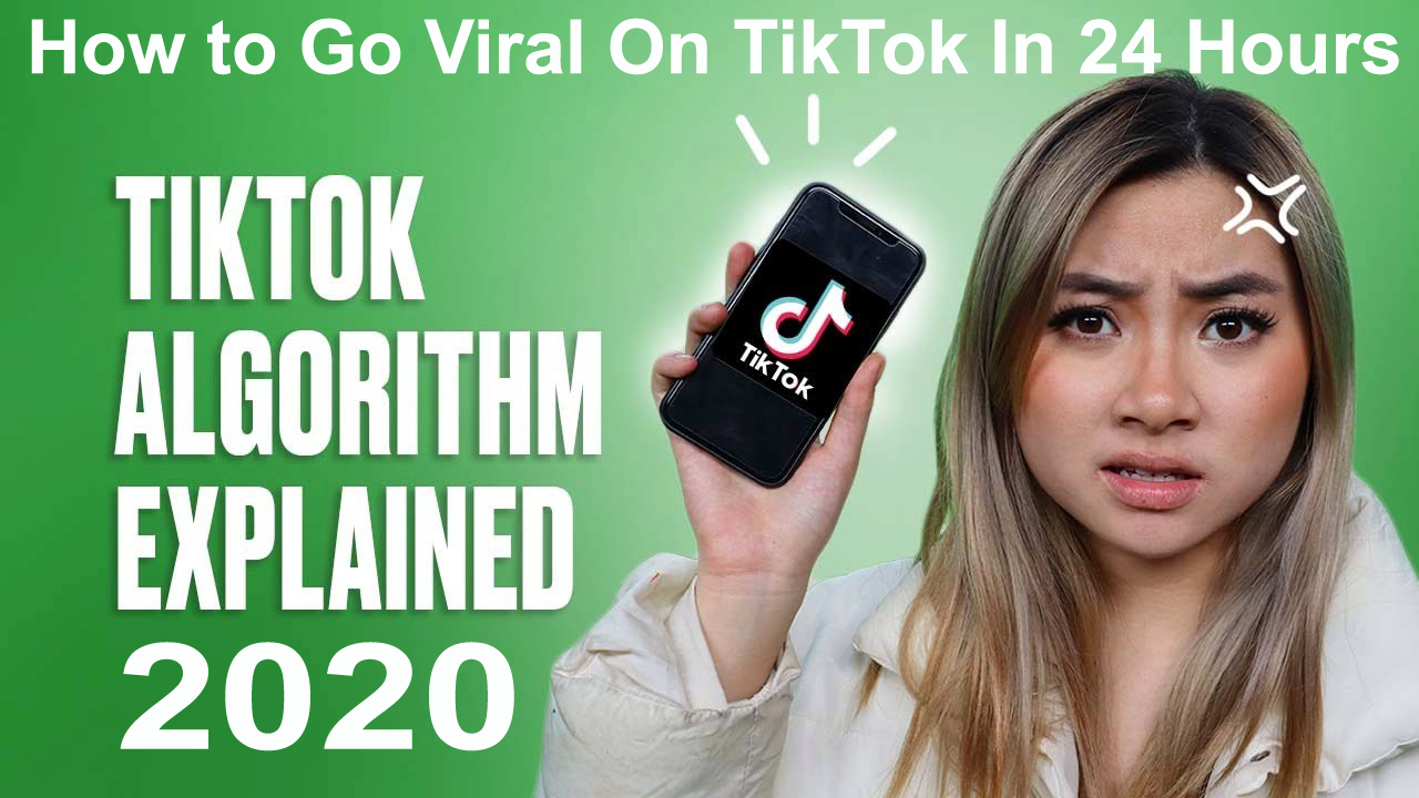 How To Viral Videos On Tiktok In 24 Hours 0 100k Fans Tiktok Algorithm Youtube Money Youtube Money Youtube Viral