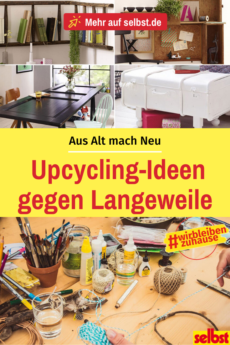 Upcycling-Ideen